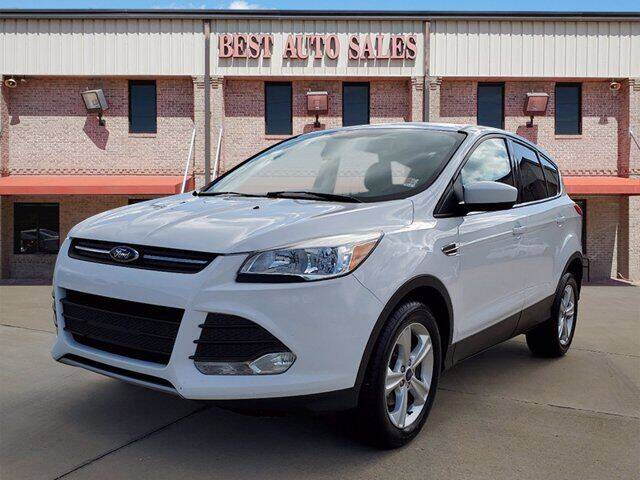 2015 Ford Escape for sale at Best Auto Sales LLC in Auburn AL