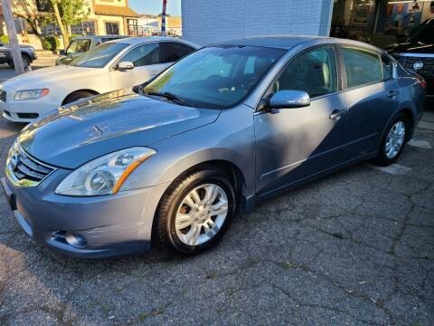 2010 Nissan Altima for sale at Devaney Auto Sales & Service in East Providence RI