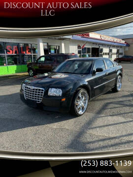 2008 Chrysler 300 for sale at DISCOUNT AUTO SALES LLC in Spanaway WA