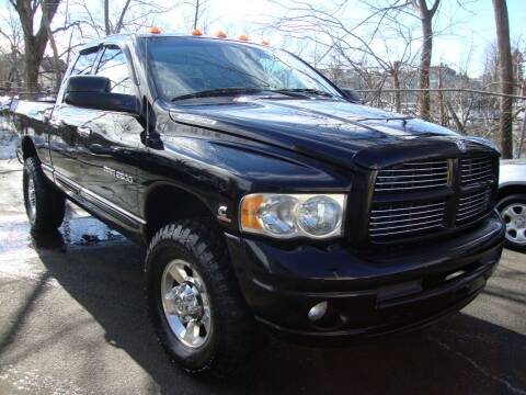 2005 Dodge Ram Pickup 2500 for sale at Discount Auto Sales in Passaic NJ