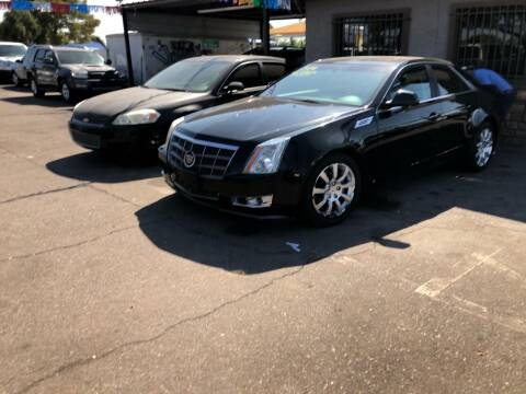 2009 Cadillac CTS for sale at Valley Auto Center in Phoenix AZ