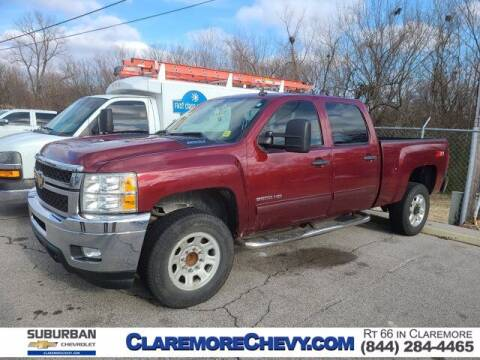 2013 Chevrolet Silverado 2500HD for sale at Suburban Chevrolet in Claremore OK