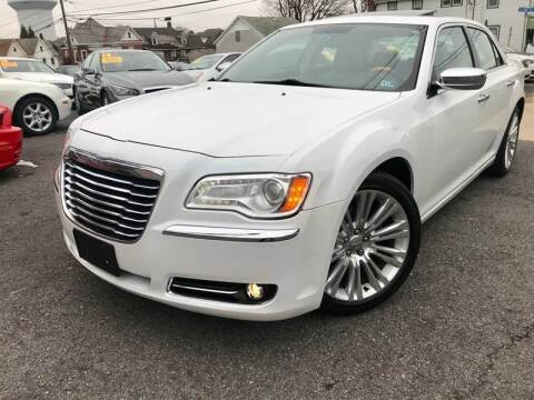 2012 Chrysler 300 for sale at Majestic Auto Trade in Easton PA