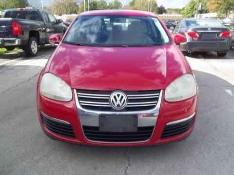 2008 Volkswagen Jetta for sale at Royal Motors - 33 S. Byrne Rd Lot in Toledo OH