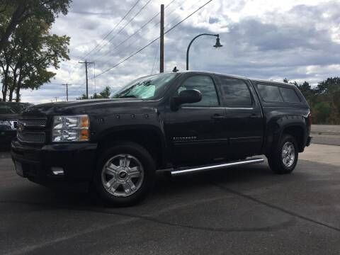 2013 Chevrolet Silverado 1500 for sale at Premier Motors LLC in Crystal MN