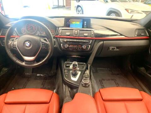 2014 BMW 3 Series for sale at Dixie Imports in Fairfield OH