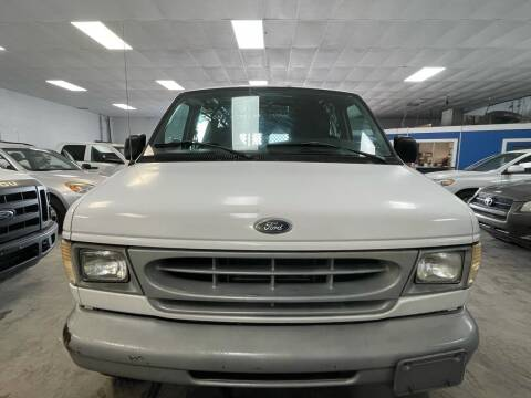 1999 Ford E-350 for sale at Ricky Auto Sales in Houston TX