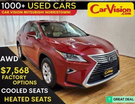 2017 Lexus RX 350 for sale at Car Vision Buying Center in Norristown PA