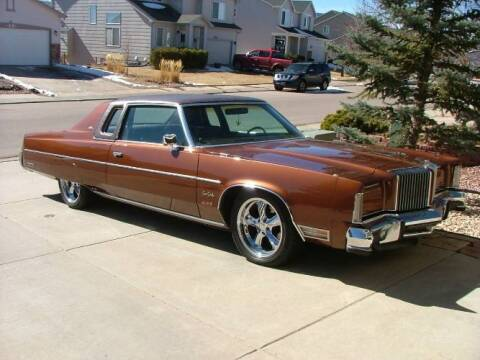 1977 Chrysler New Yorker for sale at Classic Car Deals in Cadillac MI
