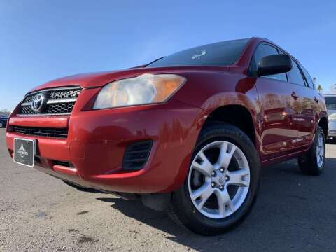 2011 Toyota RAV4 for sale at LUXURY IMPORTS in Hermantown MN