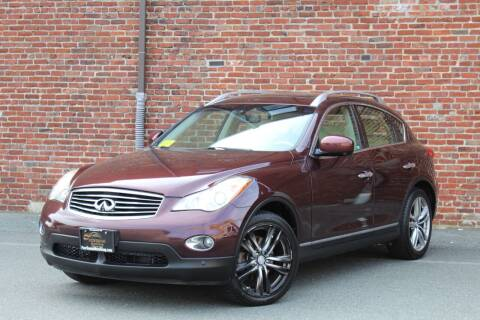 2011 Infiniti EX35 for sale at Four Seasons Motor Group in Swampscott MA