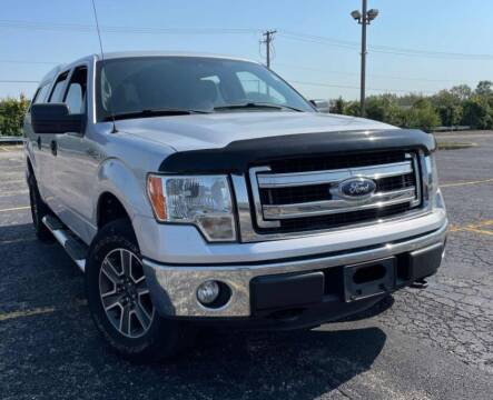 2014 Ford F-150 for sale at I-80 Auto Sales in Hazel Crest IL