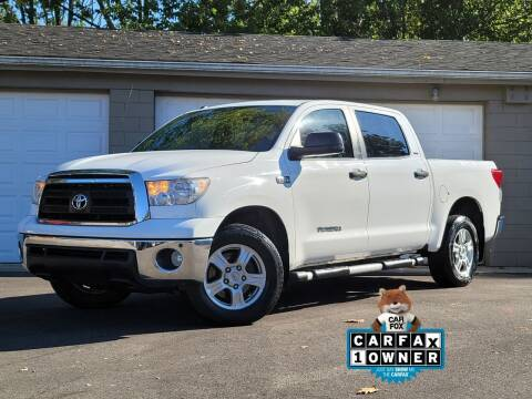 2010 Toyota Tundra for sale at Riverfront Auto Sales in Middletown OH