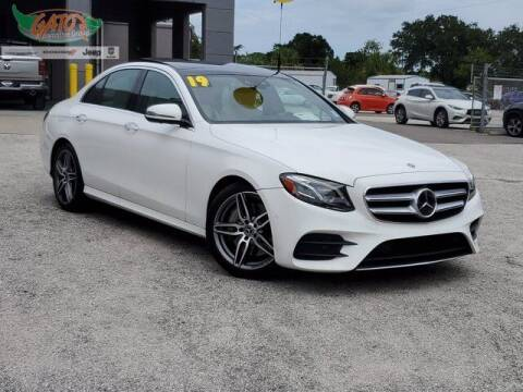 2019 Mercedes-Benz E-Class for sale at GATOR'S IMPORT SUPERSTORE in Melbourne FL