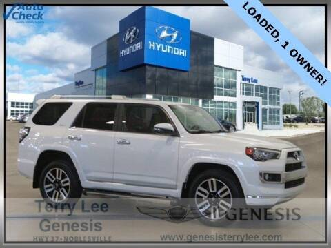 2019 Toyota 4Runner for sale at Terry Lee Hyundai in Noblesville IN