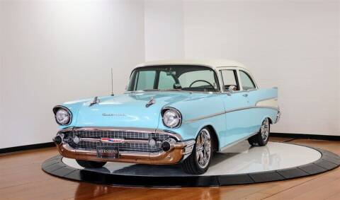 1957 Chevrolet 210 for sale at Mershon's World Of Cars Inc in Springfield OH