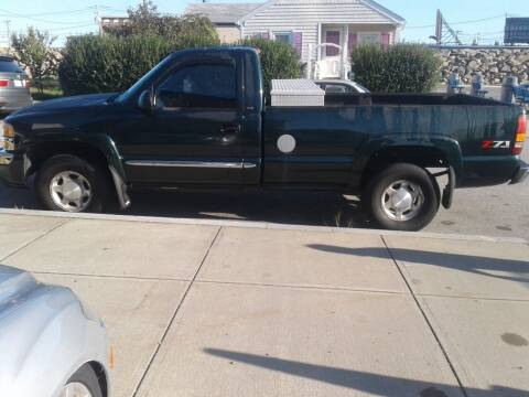2003 GMC Sierra 1500 for sale at Nelsons Auto Specialists in New Bedford MA