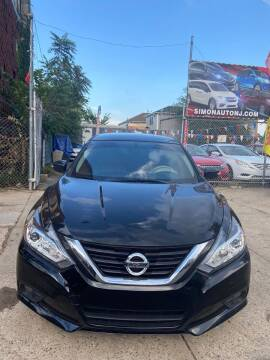 2018 Nissan Altima for sale at Simon Auto Group in Newark NJ