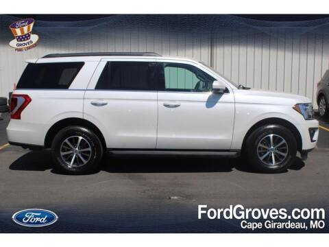 2019 Ford Expedition for sale at JACKSON FORD GROVES in Jackson MO