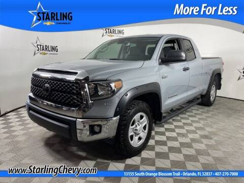 2020 Toyota Tundra for sale at Pedro @ Starling Chevrolet in Orlando FL