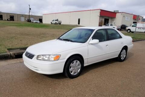 2000 Toyota Camry for sale at Image Auto Sales in Dallas TX
