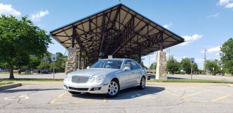 2008 Mercedes-Benz E-Class for sale at D&C Motor Company LLC in Merriam KS