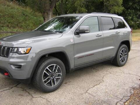 2020 Jeep Grand Cherokee for sale at Matteson Motors Inc in Phillipsburg KS