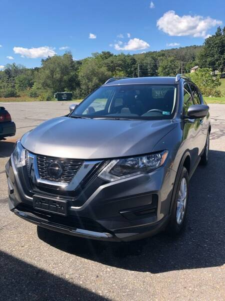 2020 Nissan Rogue for sale at Hoys Used Cars in Cressona PA