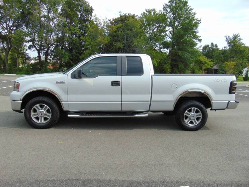 2008 Ford F-150 for sale at CR Garland Auto Sales in Fredericksburg VA