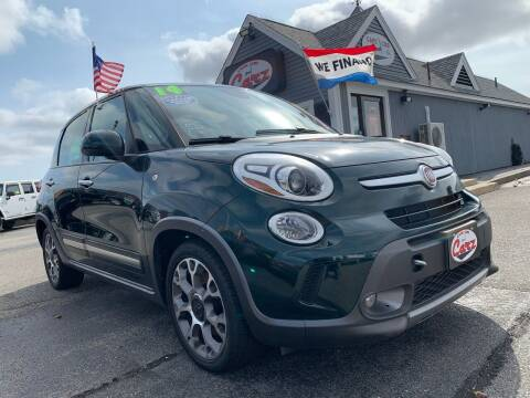 2014 FIAT 500L for sale at Cape Cod Carz in Hyannis MA