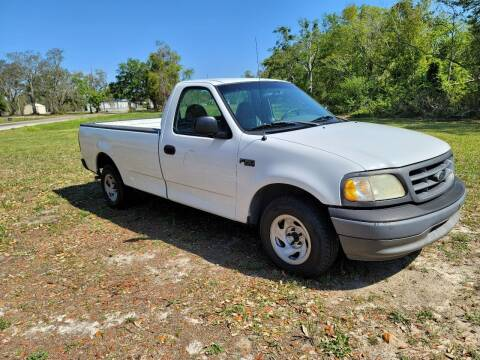 2003 Ford F-150 for sale at American Family Auto LLC in Bude MS
