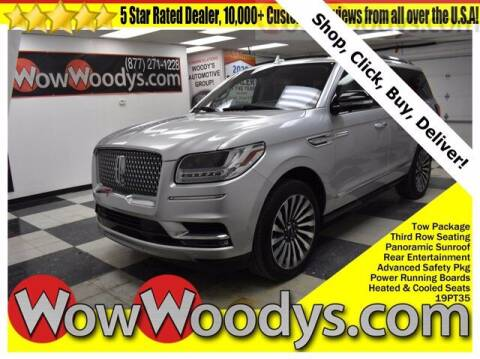 2019 Lincoln Navigator for sale at WOODY'S AUTOMOTIVE GROUP in Chillicothe MO