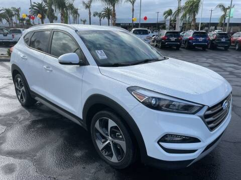 2017 Hyundai Tucson for sale at Nissan of Bakersfield in Bakersfield CA