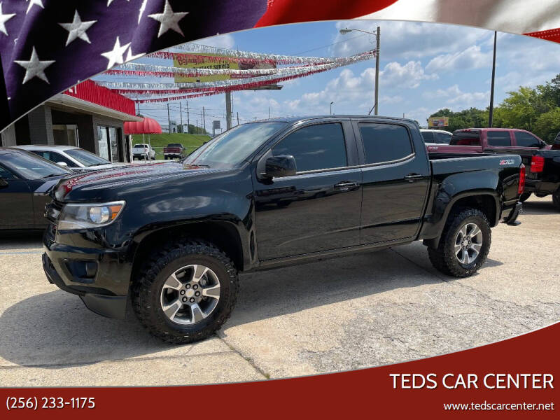 2015 Chevrolet Colorado for sale at TEDS CAR CENTER in Athens AL