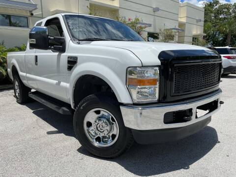 2008 Ford F-250 Super Duty for sale at Car Net Auto Sales in Plantation FL