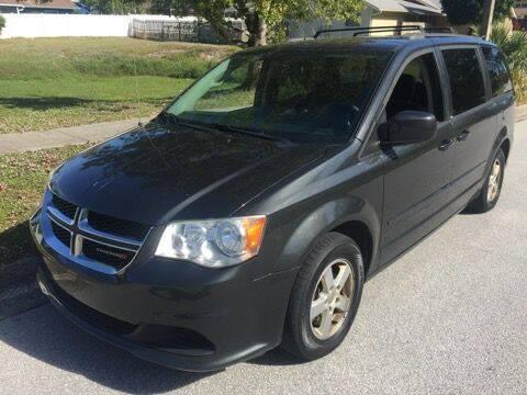 2012 Dodge Grand Caravan for sale at Low Price Auto Sales LLC in Palm Harbor FL