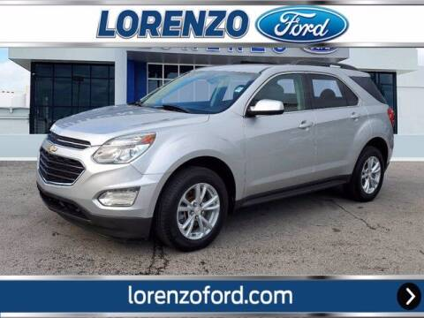 2017 Chevrolet Equinox for sale at Lorenzo Ford in Homestead FL