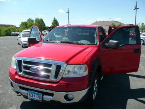 2008 Ford F-150 for sale at Prospect Auto Sales in Osseo MN