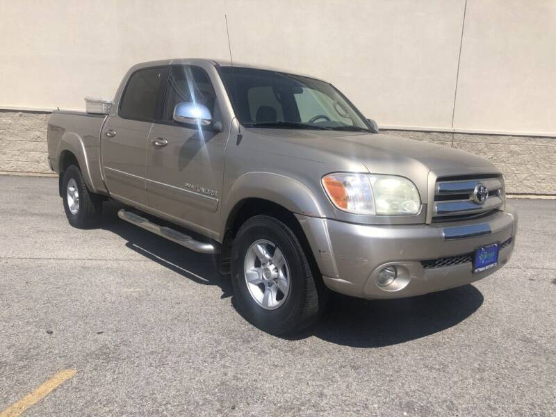 2006 Toyota Tundra for sale at PITTMAN MOTOR CO in Lindale TX