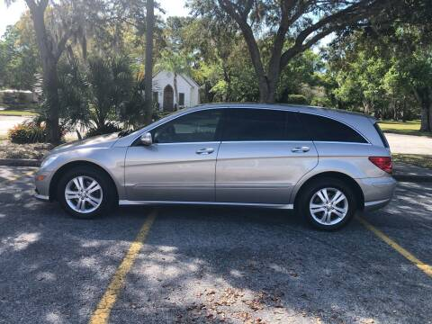 2008 Mercedes-Benz R-Class for sale at Unique Sport and Imports in Sarasota FL