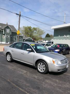 2006 Ford Five Hundred for sale at SHEFFIELD MOTORS INC in Kenosha WI