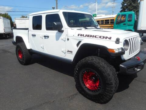 2021 Jeep Gladiator for sale at Integrity Auto Group in Langhorne PA