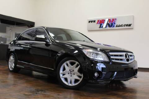 2009 Mercedes-Benz C-Class for sale at Driveline LLC in Jacksonville FL