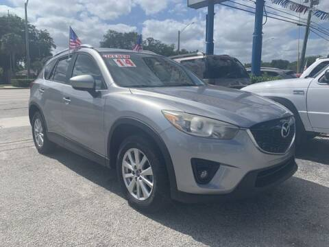 2014 Mazda CX-5 for sale at AUTO PROVIDER in Fort Lauderdale FL