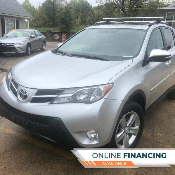 2013 Toyota RAV4 for sale at Taylor Auto Sales in Springdale AR