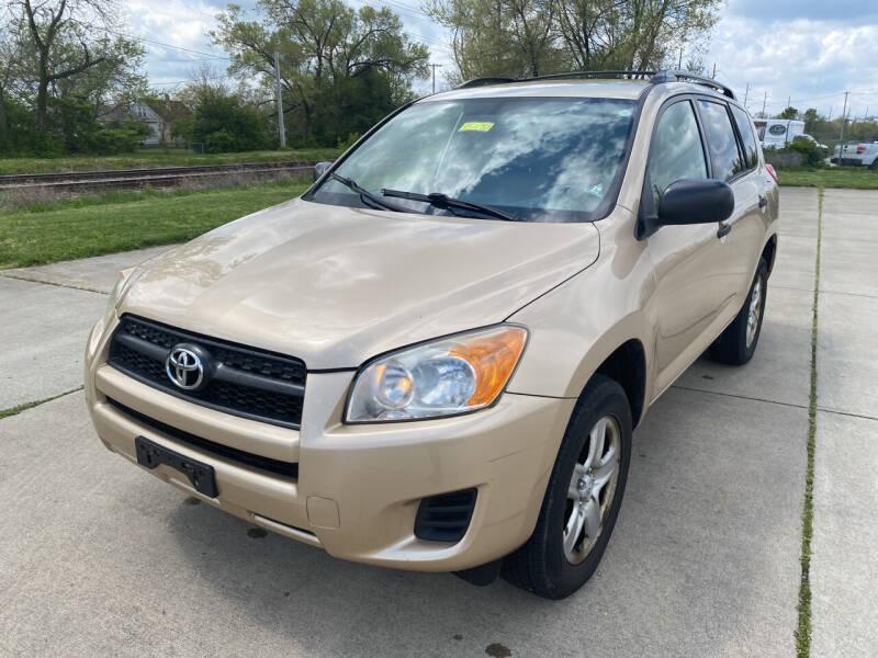 2010 Toyota RAV4 for sale at Mr. Auto in Hamilton OH