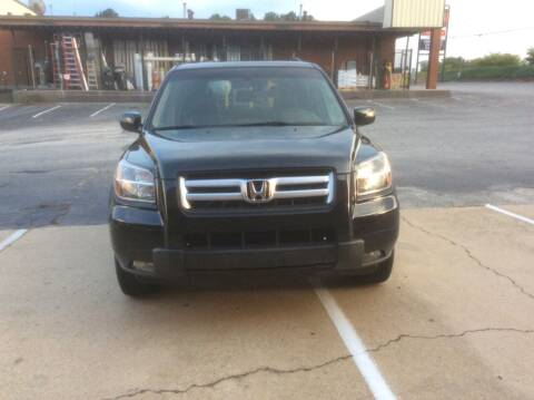 2008 Honda Pilot for sale at A LOT OF USED CARS in Suwanee GA