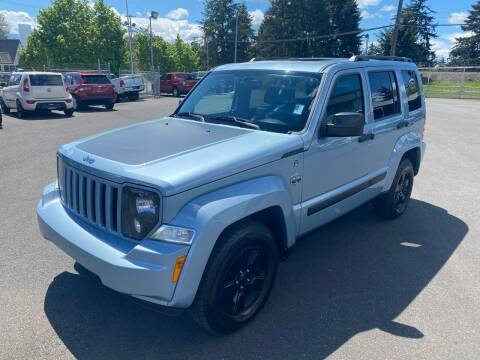 2012 Jeep Liberty for sale at Vista Auto Sales in Lakewood WA