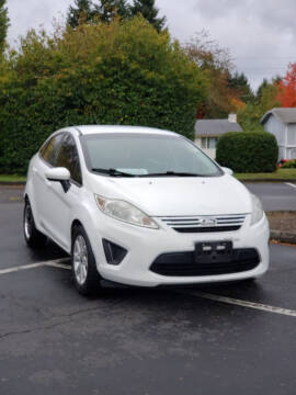 2012 Ford Fiesta for sale at South Tacoma Motors Inc in Tacoma WA