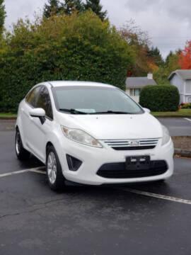 2012 Ford Fiesta for sale at South Tacoma Motors Inc in Tacoma WA